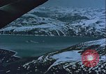 Image of Snow covered mountain peaks Arctic Region, 1954, second 45 stock footage video 65675022827