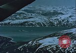 Image of Snow covered mountain peaks Arctic Region, 1954, second 46 stock footage video 65675022827