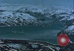 Image of Snow covered mountain peaks Arctic Region, 1954, second 47 stock footage video 65675022827