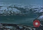 Image of Snow covered mountain peaks Arctic Region, 1954, second 50 stock footage video 65675022827