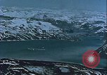 Image of Snow covered mountain peaks Arctic Region, 1954, second 53 stock footage video 65675022827
