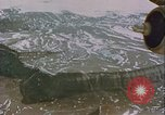 Image of Snow covered mountain peaks Arctic Region, 1954, second 55 stock footage video 65675022827