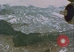 Image of Snow covered mountain peaks Arctic Region, 1954, second 57 stock footage video 65675022827