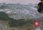 Image of Snow covered mountain peaks Arctic Region, 1954, second 58 stock footage video 65675022827