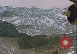 Image of Snow covered mountain peaks Arctic Region, 1954, second 59 stock footage video 65675022827