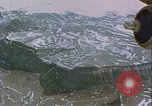 Image of Snow covered mountain peaks Arctic Region, 1954, second 60 stock footage video 65675022827