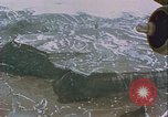 Image of Snow covered mountain peaks Arctic Region, 1954, second 62 stock footage video 65675022827