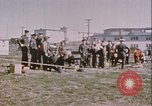 Image of Armed Forces day St Johns Newfoundland Canada, 1954, second 16 stock footage video 65675022830