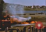 Image of Armed Forces day St Johns Newfoundland Canada, 1954, second 28 stock footage video 65675022830