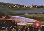 Image of Armed Forces day St Johns Newfoundland Canada, 1954, second 32 stock footage video 65675022830