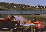 Image of Armed Forces day St Johns Newfoundland Canada, 1954, second 35 stock footage video 65675022830