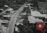 Image of Angeles City Pampangga WWII bomb damage Luzon Philippines, 1945, second 26 stock footage video 65675022851