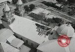 Image of Angeles City Pampangga WWII bomb damage Luzon Philippines, 1945, second 30 stock footage video 65675022851