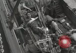 Image of Wounded US Marines brought aboard USS Mount McKinley AGC-7 Peleliu Palau Islands, 1944, second 51 stock footage video 65675022862