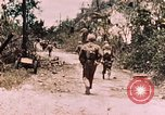 Image of 7th Marine Regiment Peleliu Palau Islands, 1944, second 8 stock footage video 65675022872