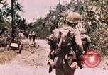Image of 7th Marine Regiment Peleliu Palau Islands, 1944, second 12 stock footage video 65675022872
