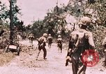 Image of 7th Marine Regiment Peleliu Palau Islands, 1944, second 14 stock footage video 65675022872