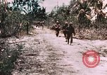 Image of 7th Marine Regiment Peleliu Palau Islands, 1944, second 15 stock footage video 65675022872