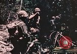 Image of 7th Marine Regiment Peleliu Palau Islands, 1944, second 36 stock footage video 65675022872