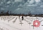 Image of U.S. Armed Forces Cemetery No. 1 Peleliu Palau Islands, 1944, second 5 stock footage video 65675022888