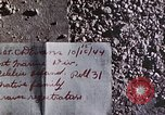 Image of U.S. Armed Forces Cemetery No. 1 Peleliu Palau Islands, 1944, second 30 stock footage video 65675022888