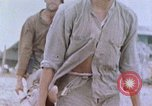 Image of Japanese prisoners of war Peleliu Palau Islands, 1944, second 12 stock footage video 65675022892