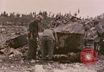 Image of First Marine Division Peleliu Palau Islands, 1944, second 13 stock footage video 65675022904