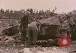 Image of First Marine Division Peleliu Palau Islands, 1944, second 15 stock footage video 65675022904