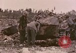 Image of First Marine Division Peleliu Palau Islands, 1944, second 16 stock footage video 65675022904