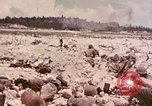 Image of First Marine Division Peleliu Palau Islands, 1944, second 8 stock footage video 65675022905