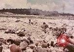Image of First Marine Division Peleliu Palau Islands, 1944, second 9 stock footage video 65675022905