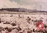 Image of First Marine Division Peleliu Palau Islands, 1944, second 13 stock footage video 65675022905