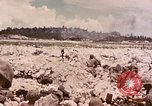 Image of First Marine Division Peleliu Palau Islands, 1944, second 14 stock footage video 65675022905