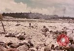 Image of First Marine Division Peleliu Palau Islands, 1944, second 15 stock footage video 65675022905