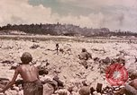 Image of First Marine Division Peleliu Palau Islands, 1944, second 17 stock footage video 65675022905