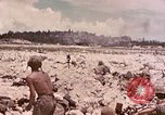 Image of First Marine Division Peleliu Palau Islands, 1944, second 19 stock footage video 65675022905