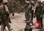 Image of First Division Marines Peleliu Palau Islands, 1944, second 7 stock footage video 65675022907