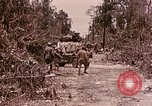 Image of First Division Marines Peleliu Palau Islands, 1944, second 13 stock footage video 65675022907