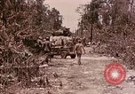 Image of First Division Marines Peleliu Palau Islands, 1944, second 14 stock footage video 65675022907