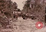 Image of First Division Marines Peleliu Palau Islands, 1944, second 21 stock footage video 65675022907