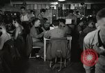 Image of Interior of Combat Information Center aboard USS Mount McKinley Peleliu Palau Islands, 1944, second 2 stock footage video 65675022936