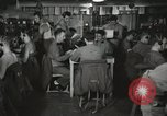 Image of Interior of Combat Information Center aboard USS Mount McKinley Peleliu Palau Islands, 1944, second 3 stock footage video 65675022936