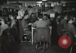 Image of Interior of Combat Information Center aboard USS Mount McKinley Peleliu Palau Islands, 1944, second 6 stock footage video 65675022936