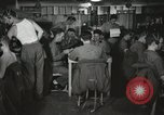 Image of Interior of Combat Information Center aboard USS Mount McKinley Peleliu Palau Islands, 1944, second 10 stock footage video 65675022936