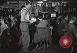 Image of Interior of Combat Information Center aboard USS Mount McKinley Peleliu Palau Islands, 1944, second 13 stock footage video 65675022936