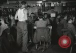 Image of Interior of Combat Information Center aboard USS Mount McKinley Peleliu Palau Islands, 1944, second 14 stock footage video 65675022936