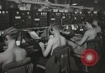 Image of Interior of Combat Information Center aboard USS Mount McKinley Peleliu Palau Islands, 1944, second 18 stock footage video 65675022936