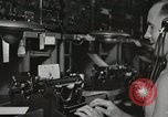 Image of Interior of Combat Information Center aboard USS Mount McKinley Peleliu Palau Islands, 1944, second 44 stock footage video 65675022936