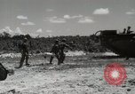 Image of 5th Marine Division Peleliu Palau Islands, 1944, second 41 stock footage video 65675022958