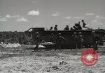Image of 5th Marine Division Peleliu Palau Islands, 1944, second 45 stock footage video 65675022958